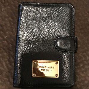Michael Kors passport  holder/wallet